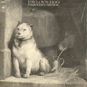 Pavlov´s Dog - Pampered Menial - Front