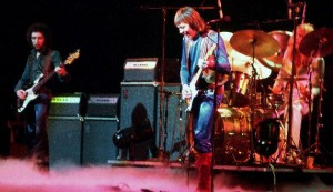 RobinTrower Band Onstage