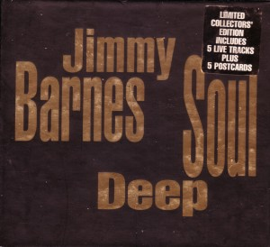 Jimmy Barnes - Soul Deep (Collectors Edition) - Front