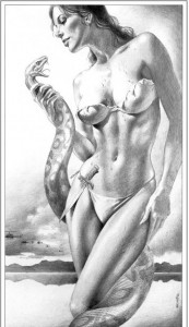 boris-vallejo-black-white-drawings