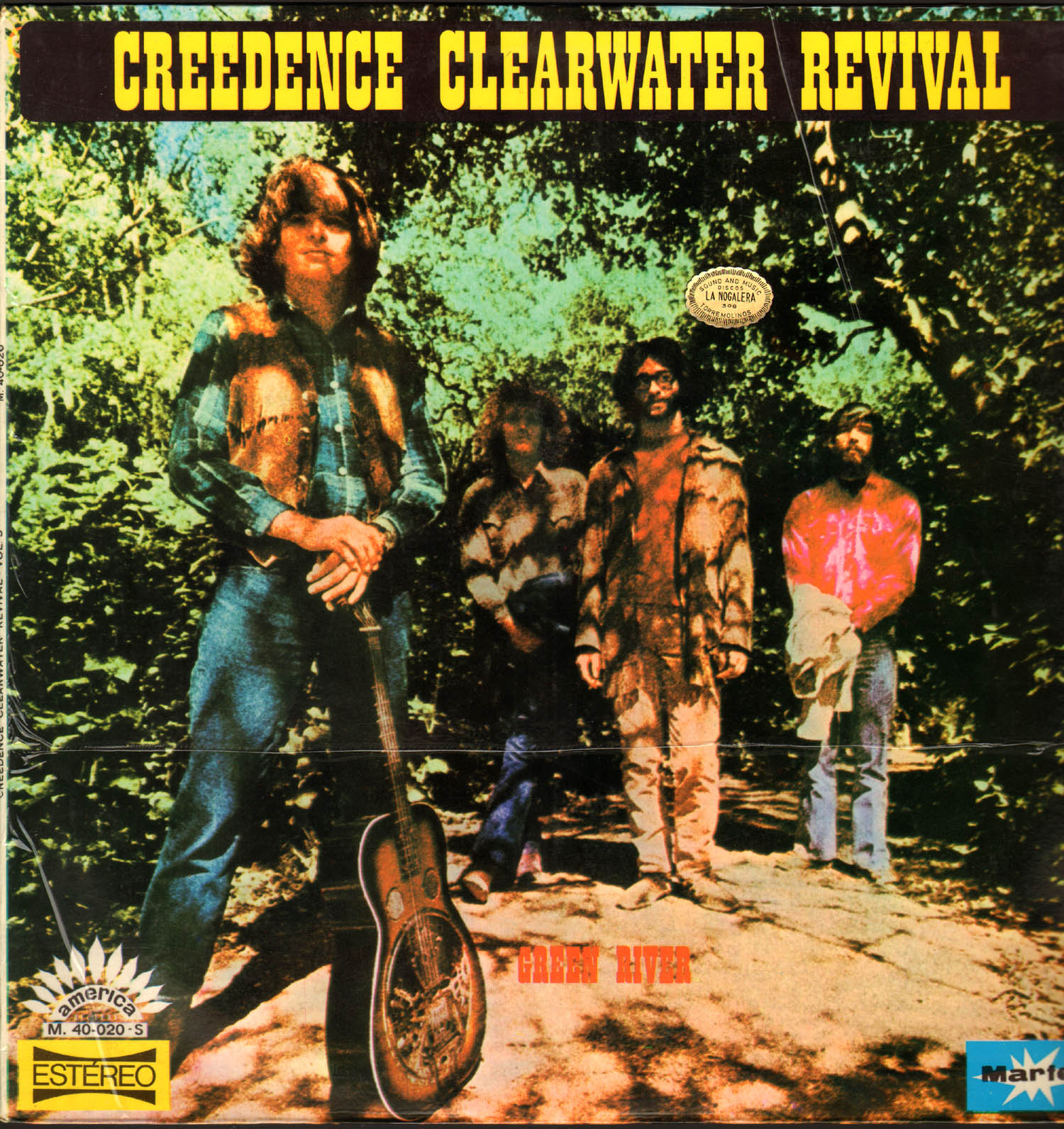 creedence clearwater revival   chronicle  the 20 greatest