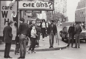 Cafe Wha in the 1960s (1)