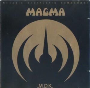 Magma - Mekanik Destruktiw Kommandoh