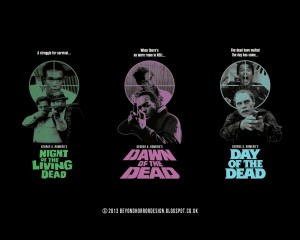 The dead series George Romero