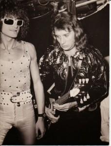 Polnareff & Hallyday 1971