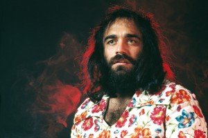 Greek Singer Demis Roussos