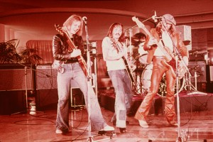 Humble Pie Perform On 'Midnight Special'