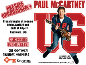 McCartney-presale