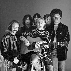 Portrait Of Crosby, Stills, Nash, & Young