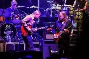 The Allman Brothers Band In Concert - New York, NY