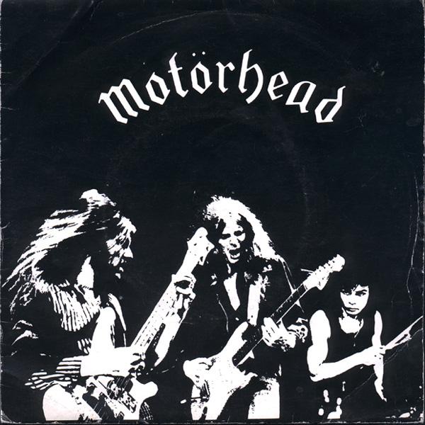 Motörhead Leaving Here - White Line Fever
