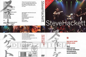 Steve Hackett - The Tokyo Tapes - Live In Japan