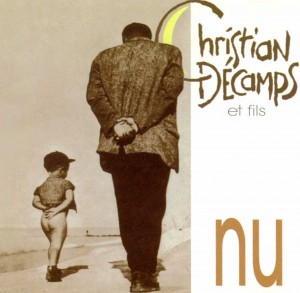 Christian Decamps & Fils - Nu - Front
