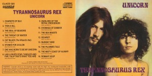 T_Rex - Unicorn - Booklet (1-2)