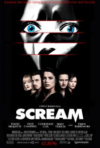 Scream poster 3