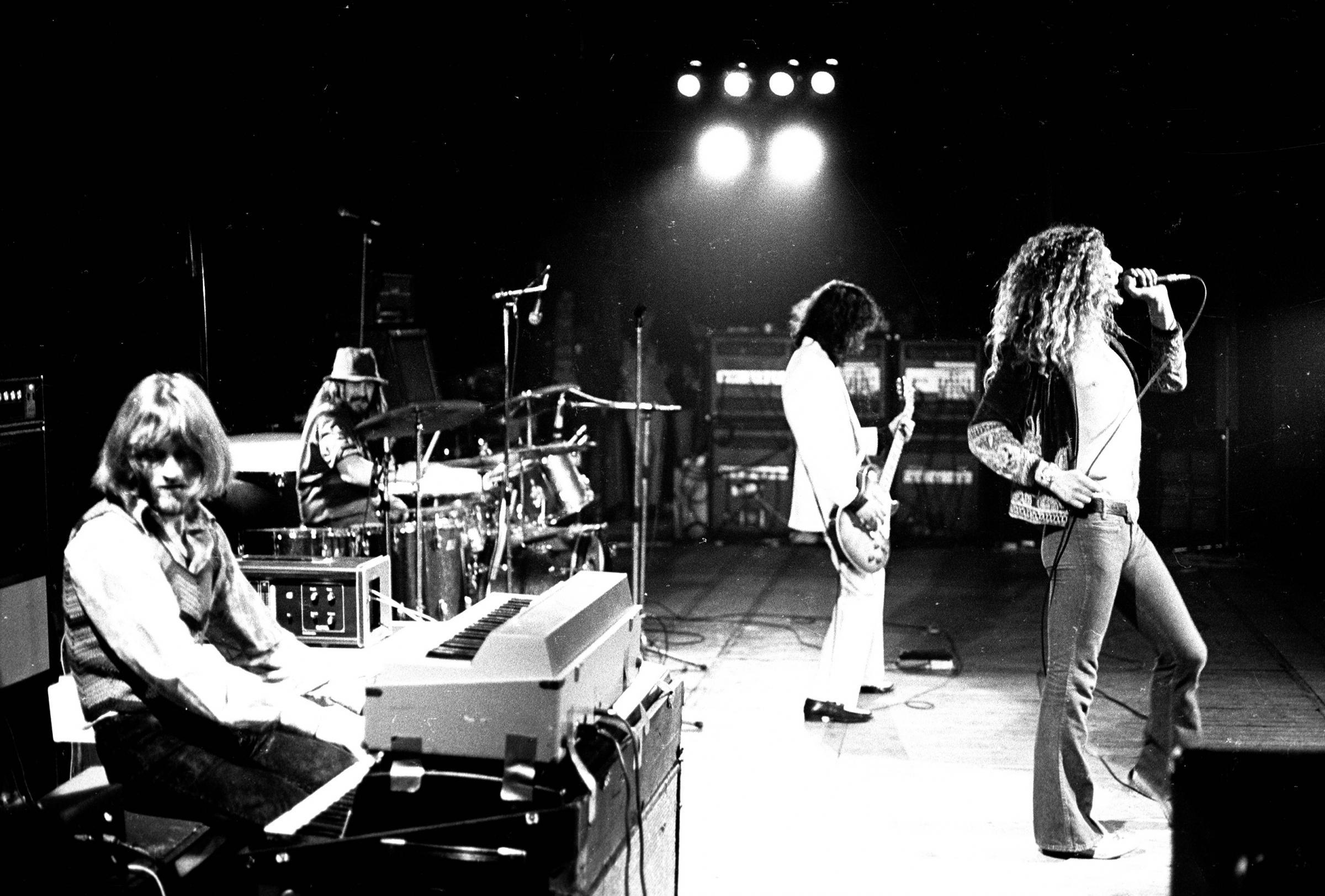 Led Zeppelin 171 Iv 187 1971 Papyblues