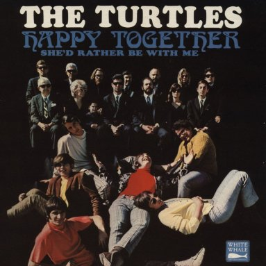 happy together turtles: