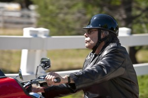 SONS OF ANARCHY: Stephen King in SONS OF ANARCHY airing Tuesday, September 21 at 10 PM e/p on FX. CR: Prashant Gupta / FX.